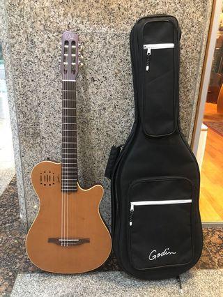 Godin Multiac Nylon Encore SG Classical Guitar