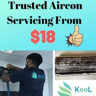 Aircon Repair and Servicing
