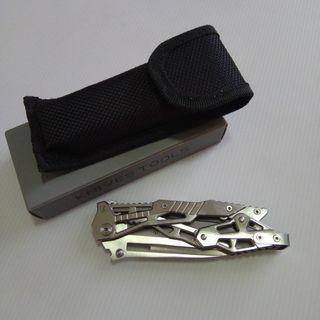 Transformer folding knife