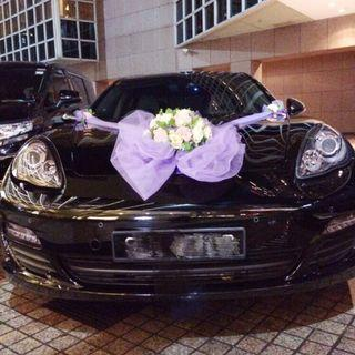 Rent a Wedding Car Porsche Maserati BMW Mercedes