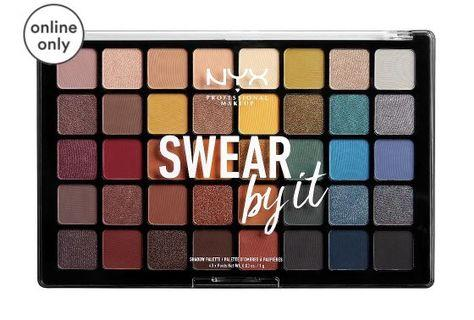 BN NYX Swear By It Eyeshadow Palette