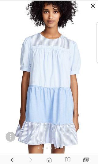 English factory dress