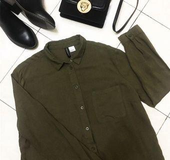 H&M Shirt button down