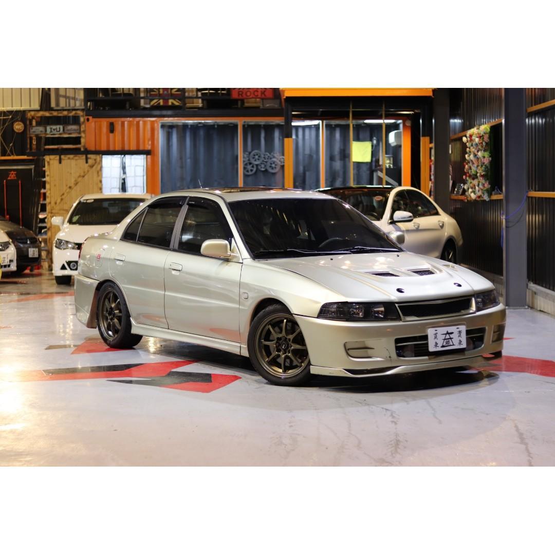 2000 三菱 Virage 1.8 五號渦輪 全車強化 不留了 就賣8萬5