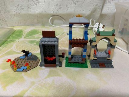 Lego Harry Potter - loose items