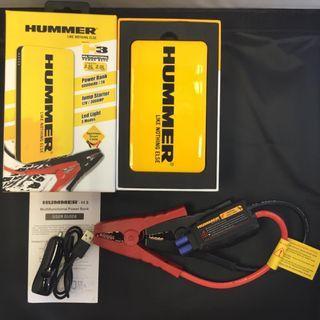 Hummer H3 Jump Start, Multifunction Powerbank ,LED Light (Authentic Germany Brand)