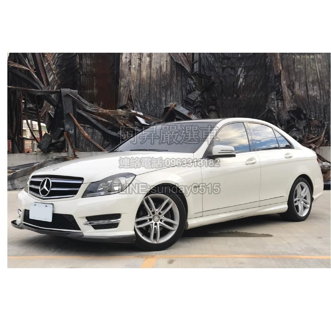 2011 Benz W204 C250