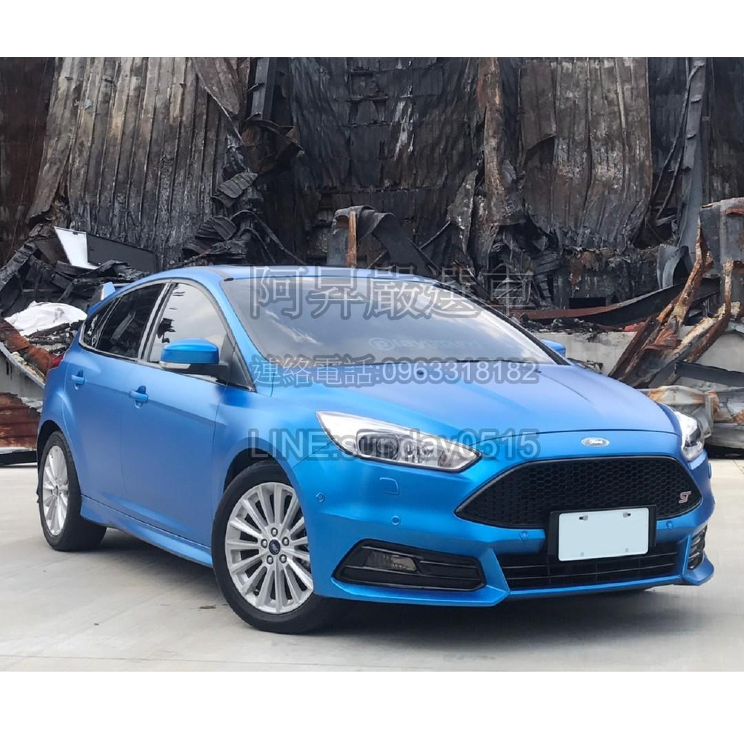 2016 FORD FOCUS 1.5T
