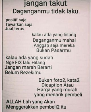 Just share 😊