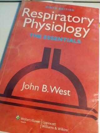 Respiratory Physiology John B. West
