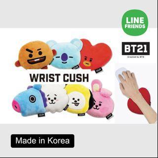 Official BT21 Wrist Cushion (PO)