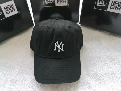 NY 47 classic logo Black