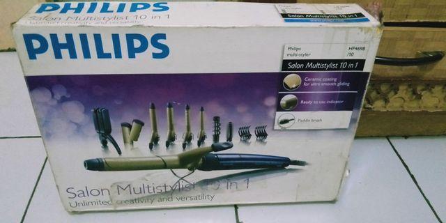 Philips salon multistylist 10in1