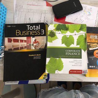 Total Business 商用英文