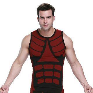 Men's shapers tank top shapewear slimming underwear tummmy waist Cincher men Body Shaper waist trainer plus size tops