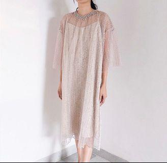 For Rent : Lilac Camelie dress