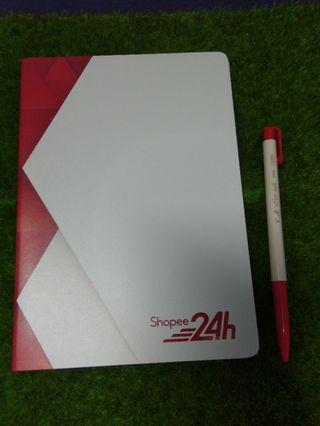 ✨贈品✨全新✨ 空白內頁筆記本