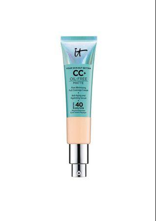 BN IT Cosmetics CC Cream Oil-free Matte SPF 40