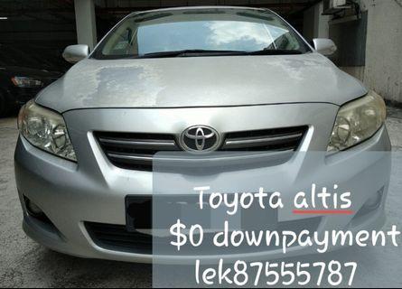 For sales Toyota Corolla Altis 1.6 Auto