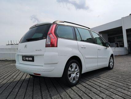 CITROEN GRAND C4 PICASSO FOR RENT!