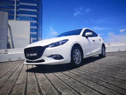 Mazda 3 for rent! PHV READY