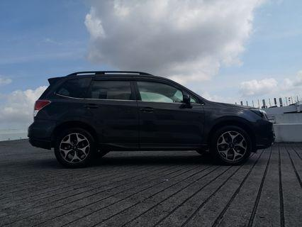 SUBARU FORESTER FOR LONG TERM LEASING