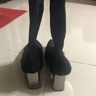 長筒高跟鞋👠