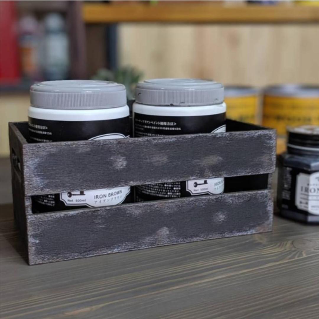 DIY Handmade簡約實用木藝品材料包