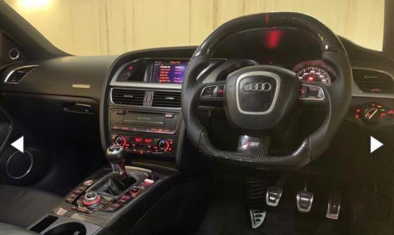 Audi S5 Coupe 4.2 FSI (M)