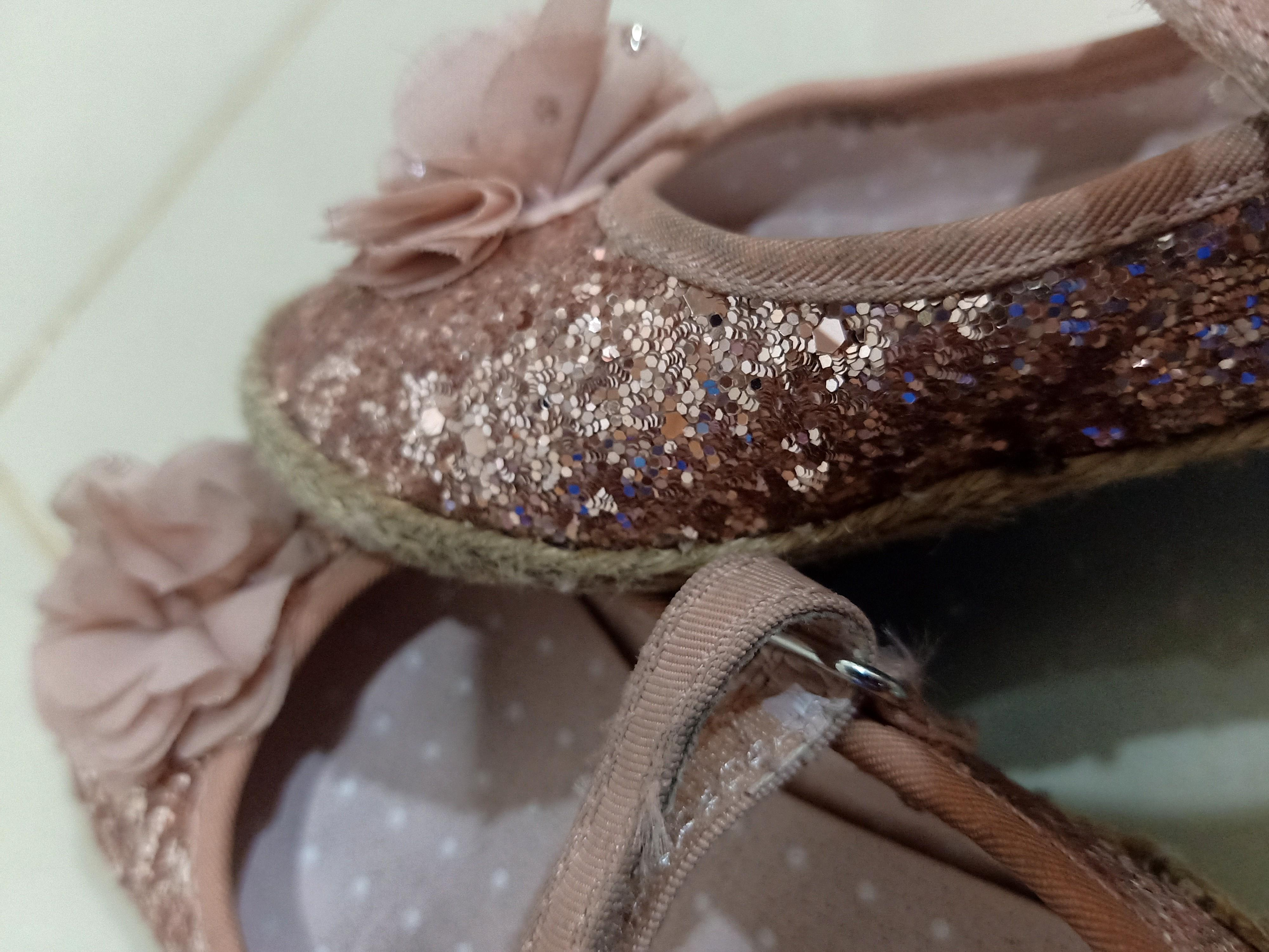 Baby Girl elegant party Shoes