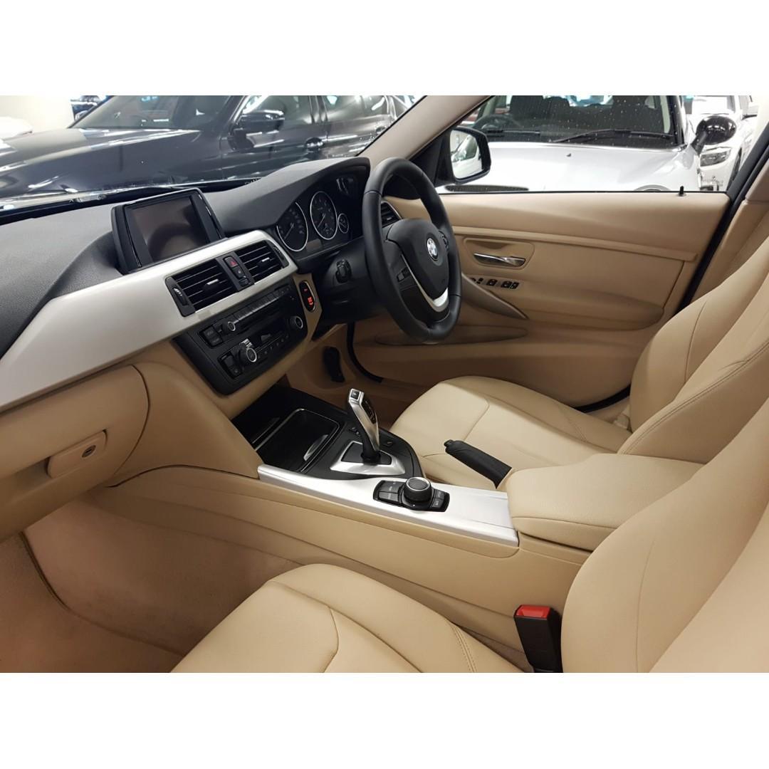 BMW 316iA Saloon 2013