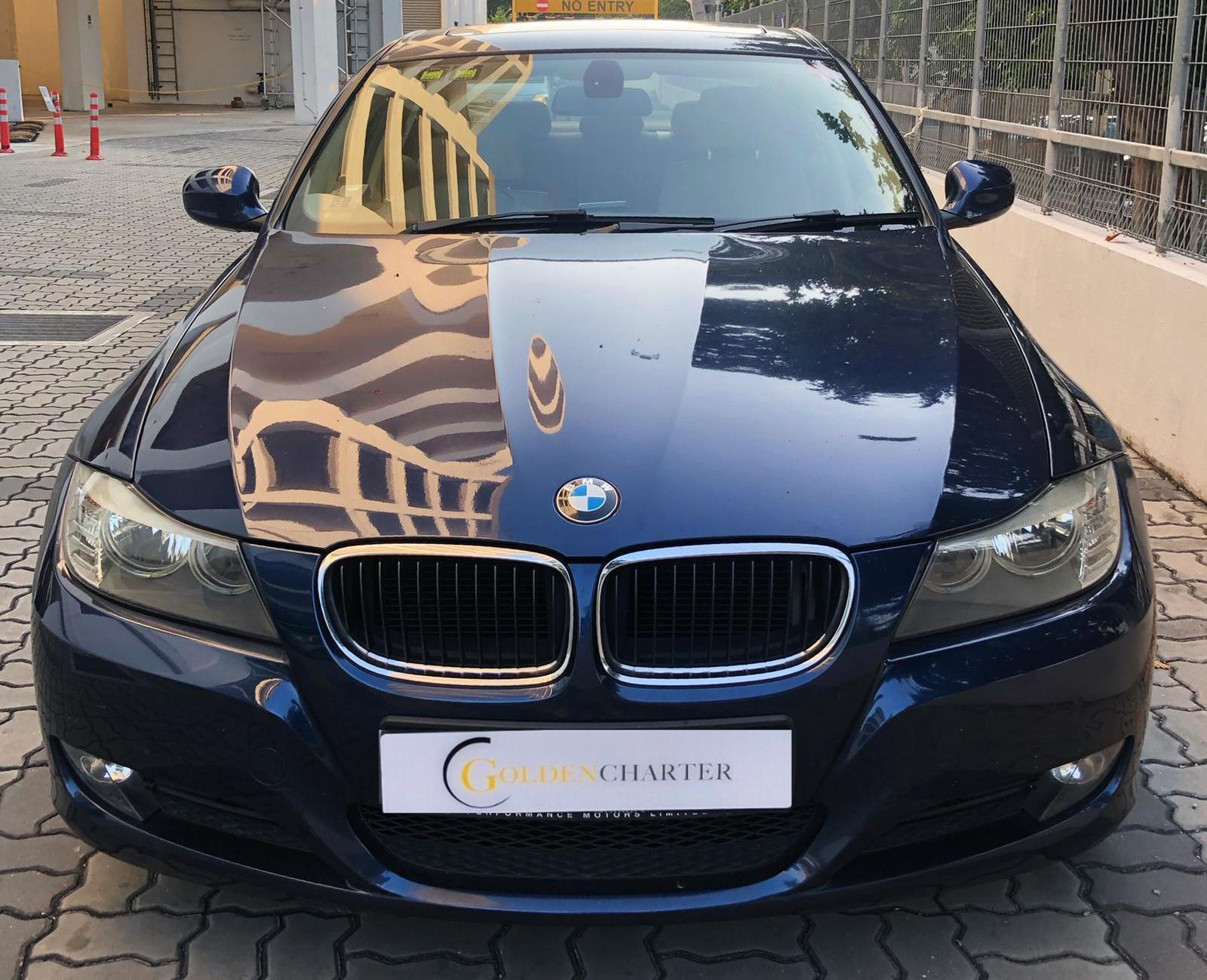 BMW 318I CHEAPEST Car Rental for Grab Gojek or Personal use