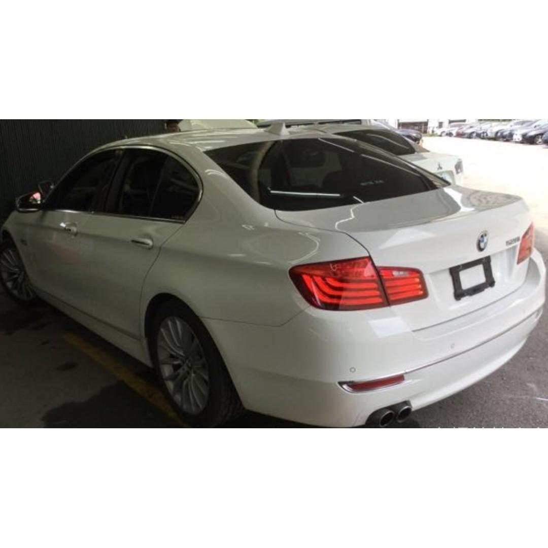 BMW 528I SEDAN 2016年 2.0L