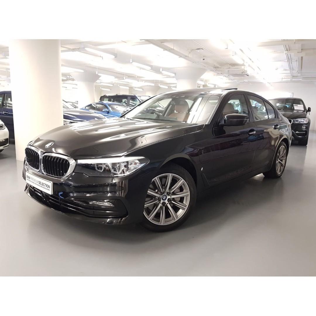 BMW 530e Sport Plug-in Hybrid (2018/2019)