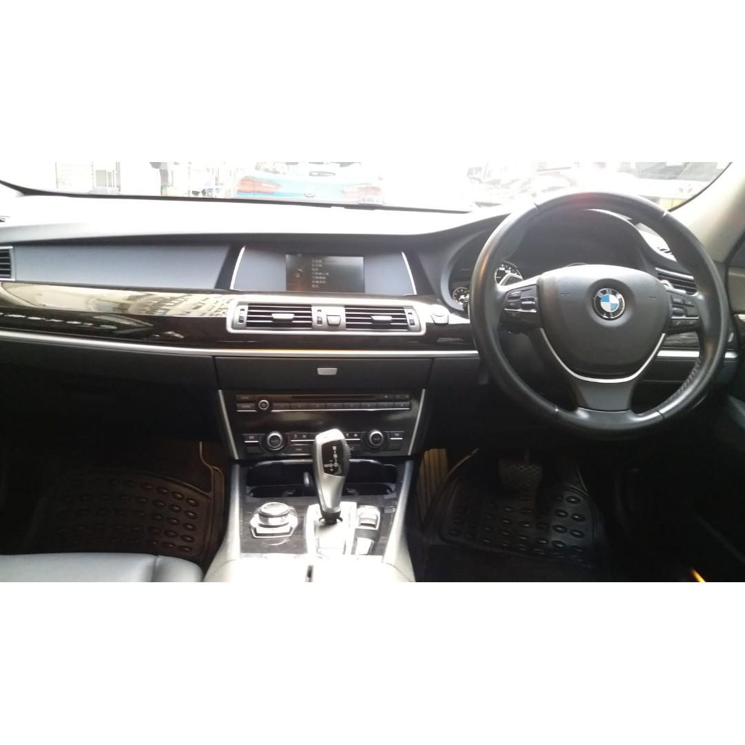 BMW 528I GT 2014