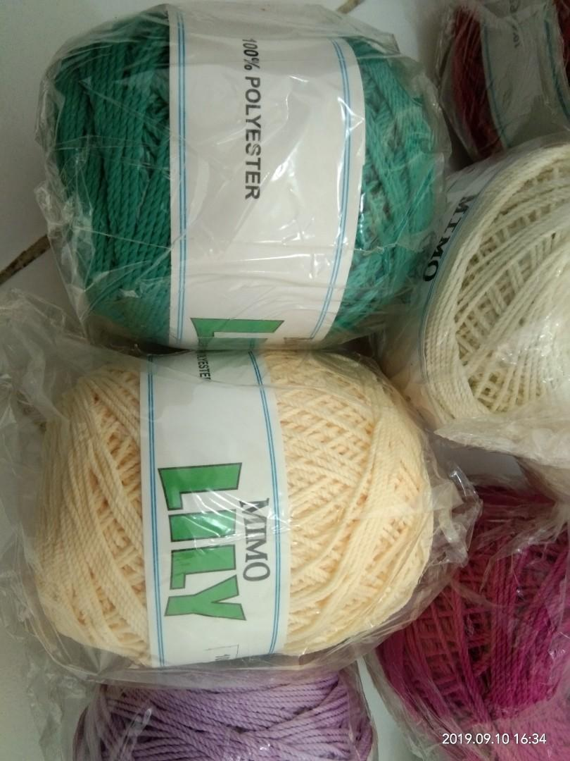 Mimo Polyester (all 170 k)