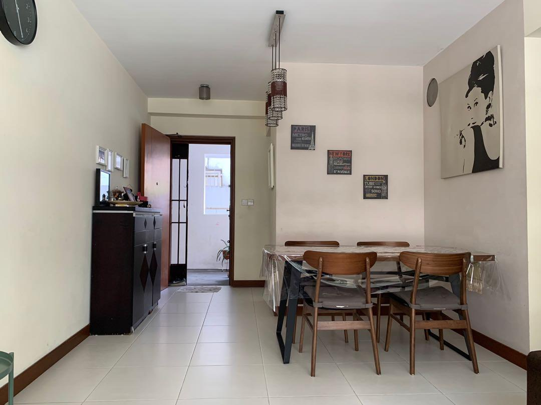 Corner! Just MOP 5 Years! New! 3A Unit For Sale! Just beside Junction Nine Mall!