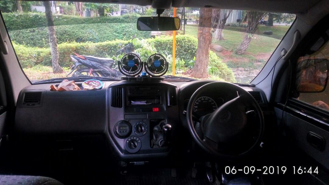 Daihatsu granmax 2012 tipe D 1.3 bagus original tangan 1