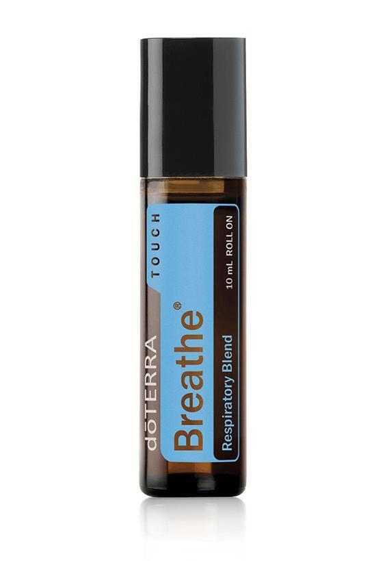 Doterra Breathe Touch Essential Oil Roll On