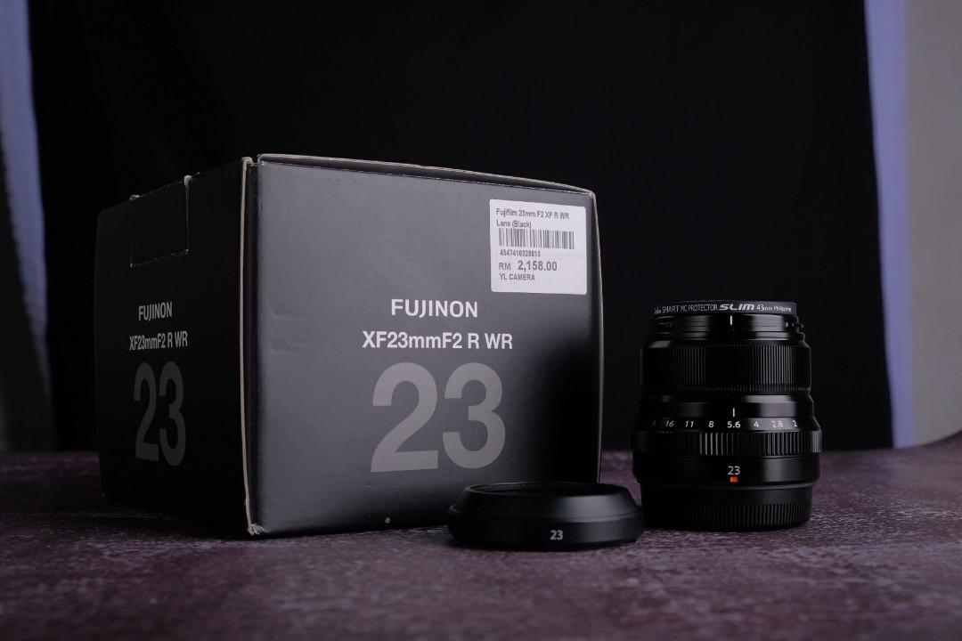 Fujinon 23mm F2 WR
