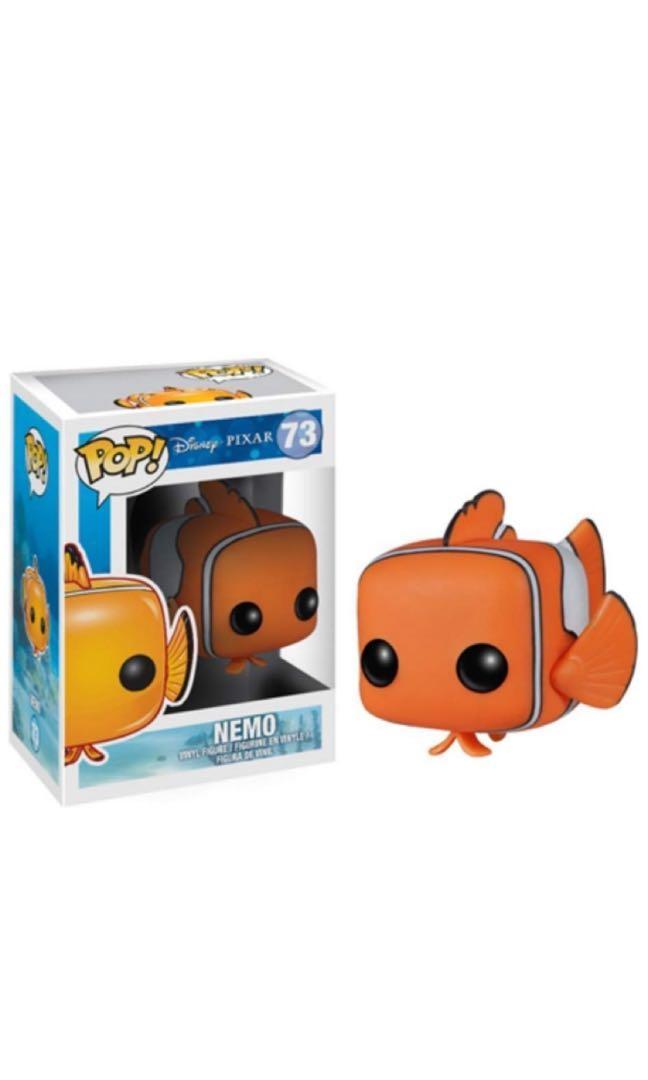 Funko Pop Disney Pixar: Nemo
