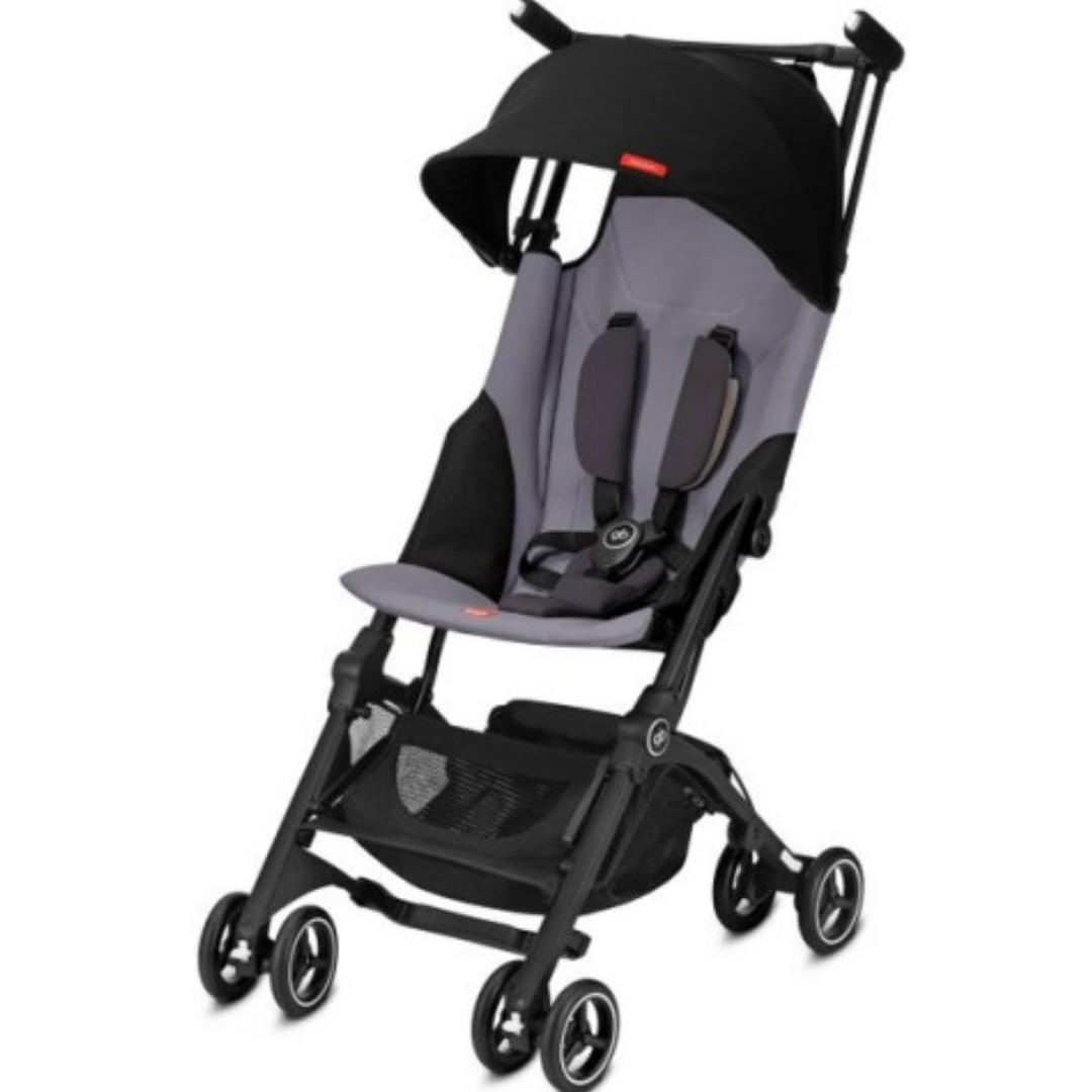 (租)GB Pockit Plus 2019旅行折疊嬰兒車