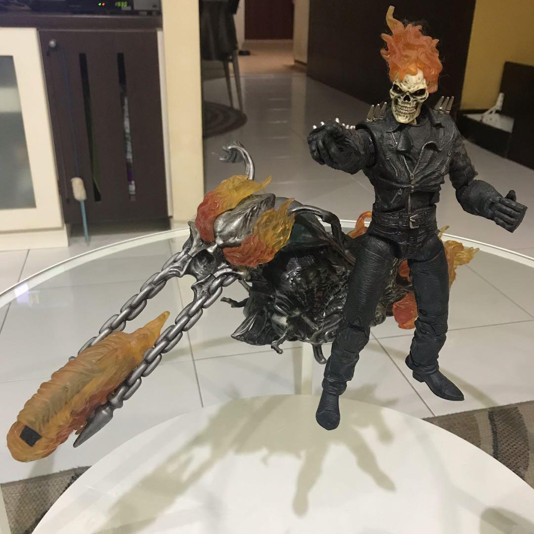 Ghost Rider Hell Cycle Toys Games Bricks Figurines - lexus lfa n#U00fcrburgring edition roblox