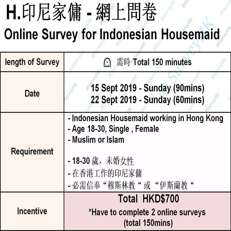 H.Indonesia housemaid online survey📄