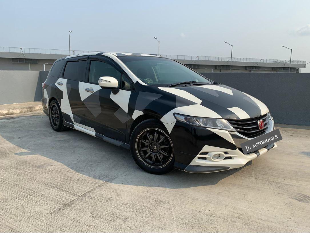 Honda Odyssey 2.4 Absolute Auto GOOD DEAL !!