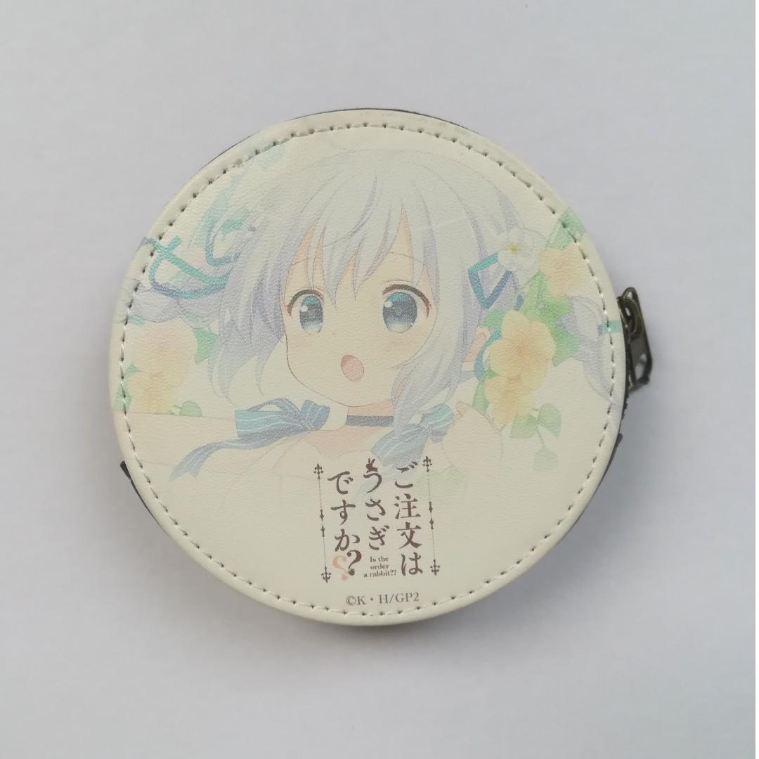Is the order a rabbit?? - Kafuu Chino - Maruto Leather Case / Coin Case