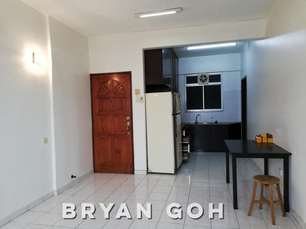 Jelutong Expressway Mutiara Heights Condo with Partially Furnished