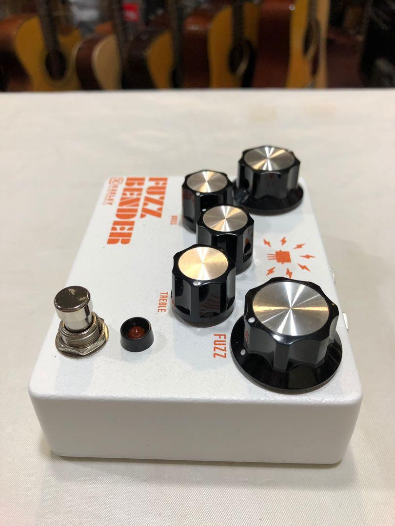 Keeley Fuzz Bender Guitar Effects Pedal