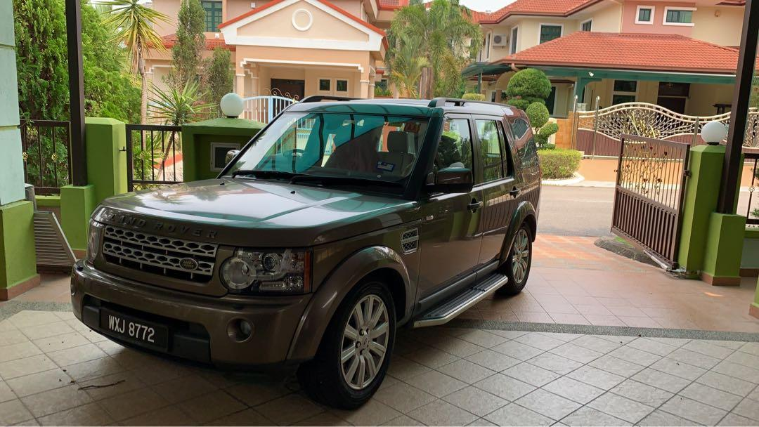 Land Rover Discovery 4 3.0 Diesel SDV6 Twin Turbo Engine