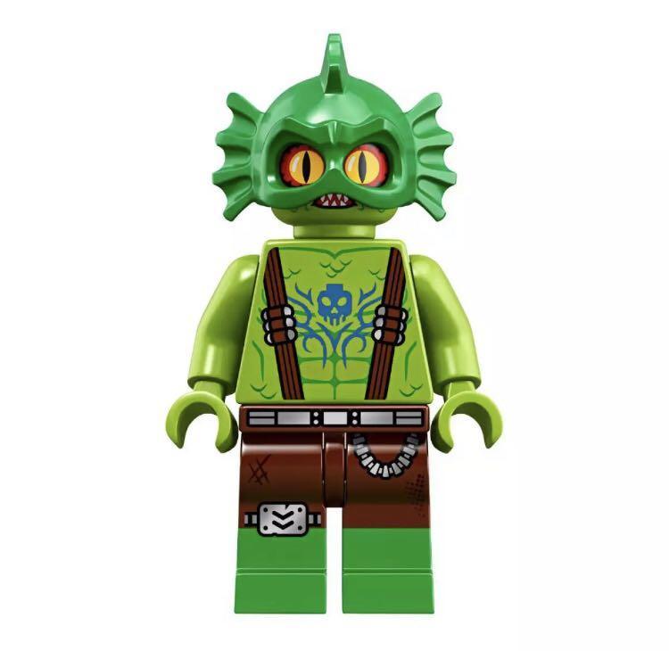 LEGO The Lego Movie 2 Minifigures (1 PC) - 71023
